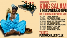 A Chat With That Cat (Eric Baconstrip) From King Salami & The Cumberland Three