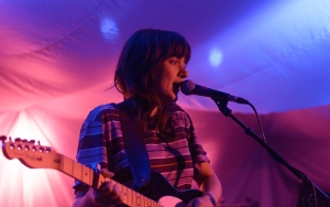 Courtney Barnett, Northumbria University, Newcastle